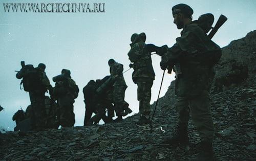 Фото чеченских боевиков