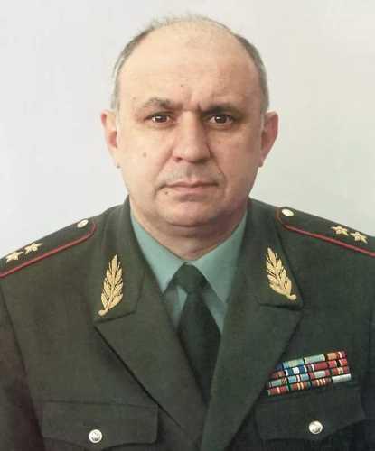 Генерал-лейтенант Виктор Бусловский