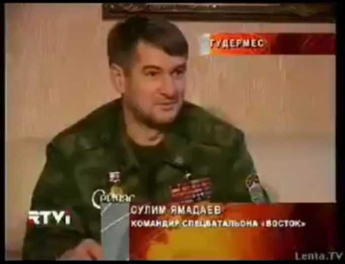 О Ямадаевых и батальоне ''Восток''