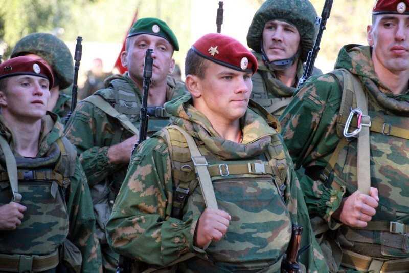 Самые воюющие войска России готовятся отметить свой двухвековой юбилей