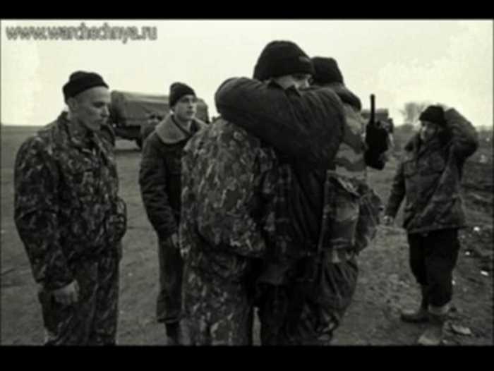 Клип посвящённый ветеранам боевых действий в Чечне