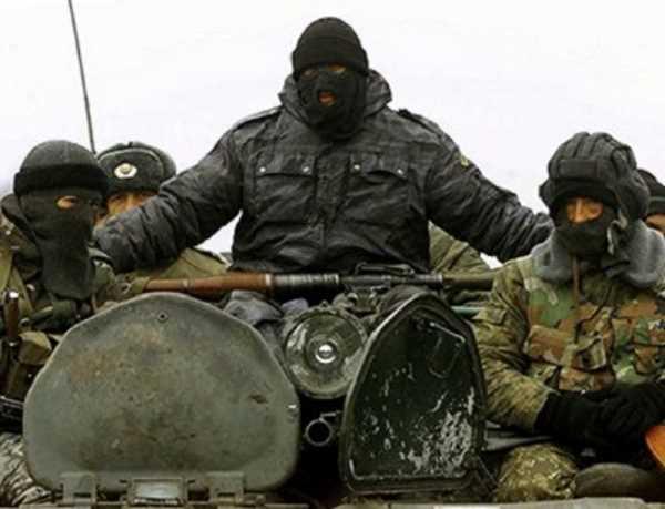 Москва акбар! Чеченские боевики на русской службе