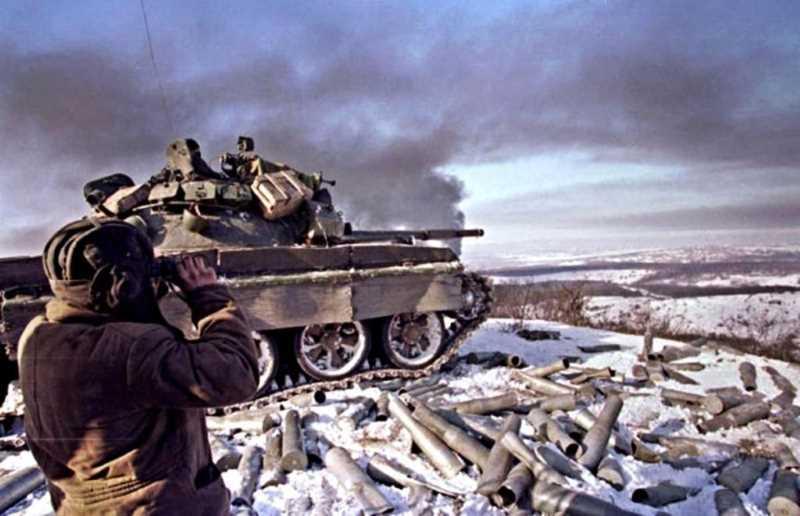 Вторая чеченская война. Приказано умереть