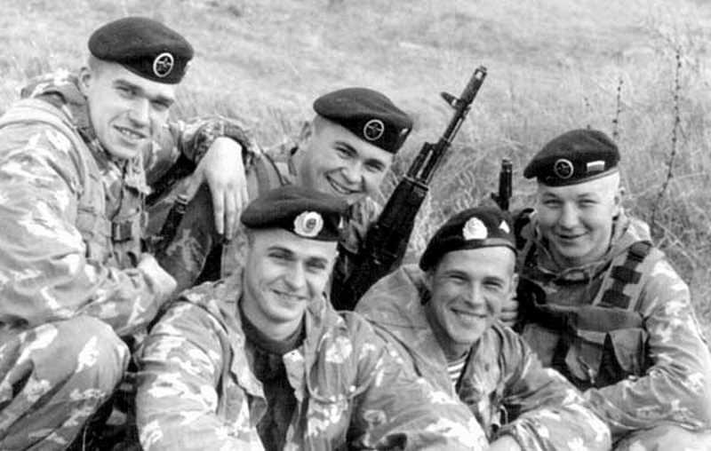 Вторая чеченская война. Тропой «Гюрзы»
