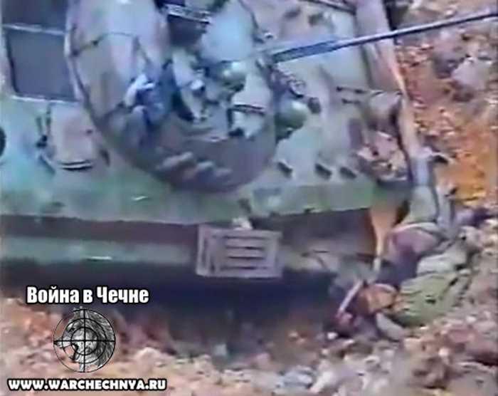 Чеченская война. Видео чеченских боевиков