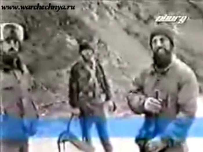 Чеченская война. Хаттаб и моджахеды
