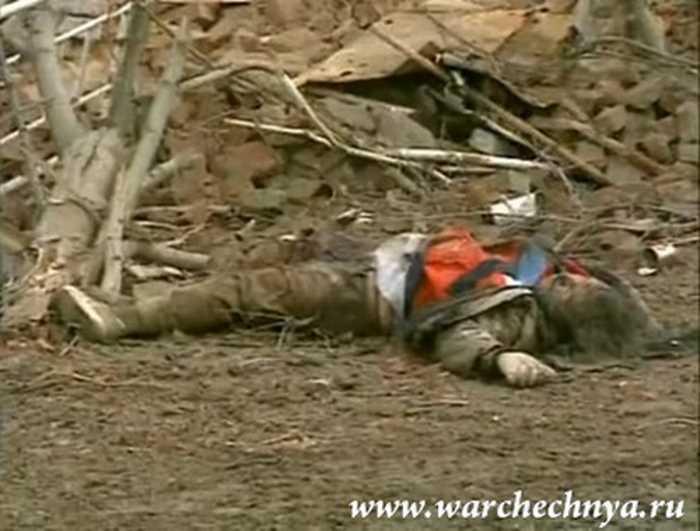 Первая чеченская война. Вся война
