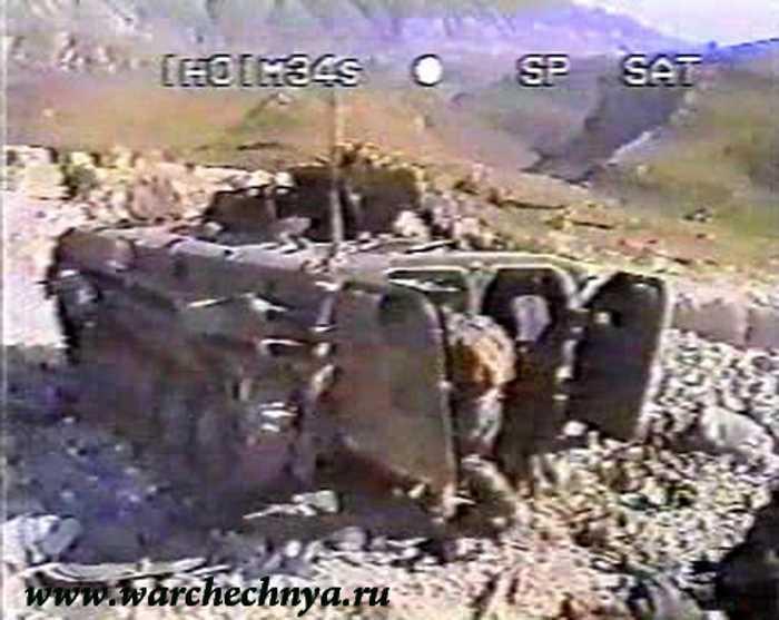 Вторая чеченская война. Видео чеченских боевиков. Битва за Дагестан. Часть 2