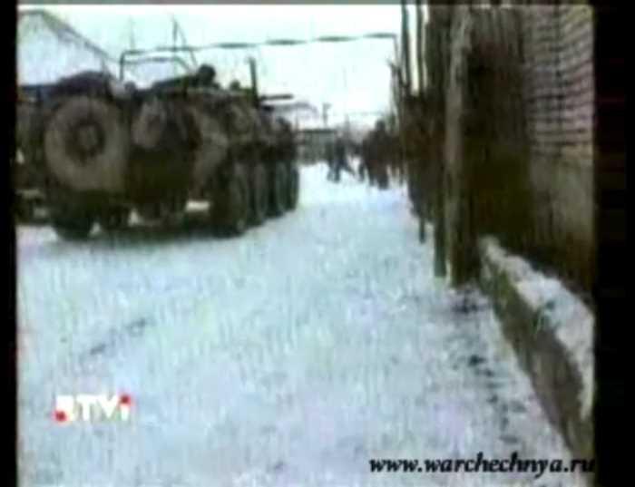 Война 1994-1996 года в Чечне и ее последствия