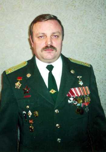 Две войны полковника Капустина