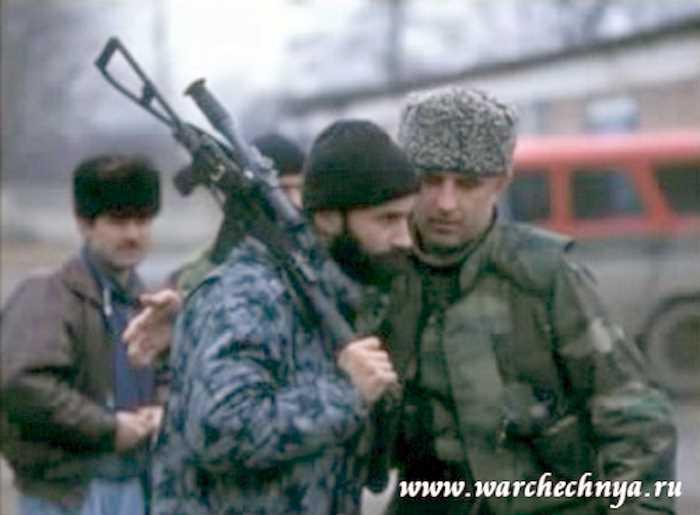 Первая чеченская война. ITCHKERI KENTI - LES FILS DE L'ITCHKERIE/Сыны Ичкерии