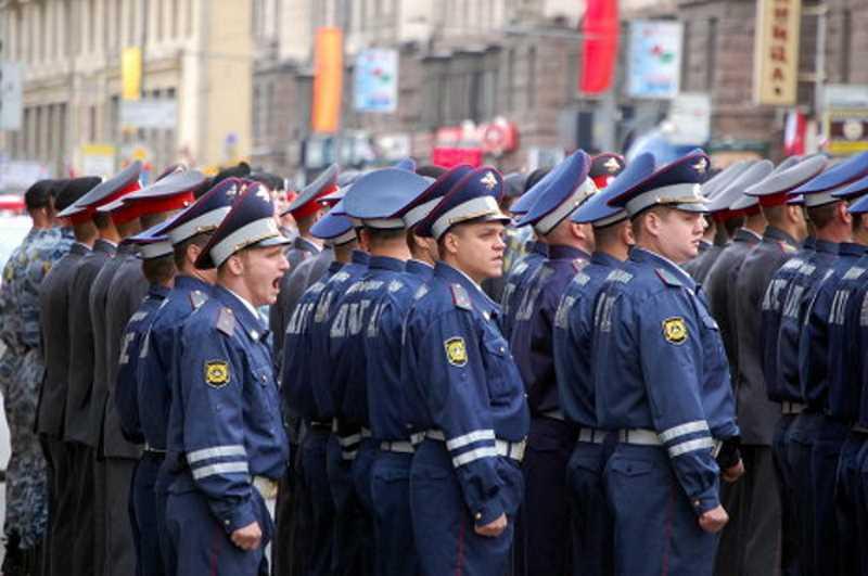 День памяти павших сотрудников МВД РФ