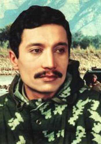 Герой Советского Союза Акрамов Наби Махмаджанович