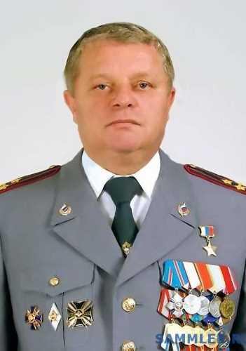 Герой Российской Федерации Евгений Викторович Кукарин