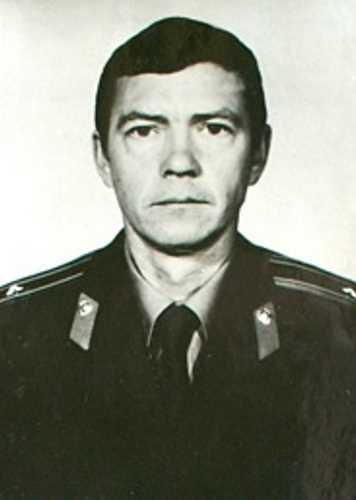 Васянин Михаил Иванович
