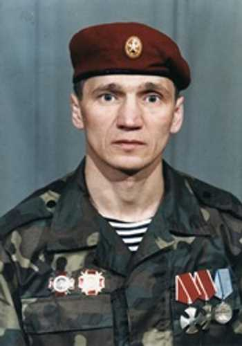 Багаев Сергей Александрович