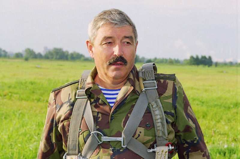 Товарищ командующий Георгий Шпак