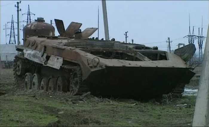 Первая чеченская война. The Dark Heart of Chechnya