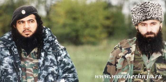 """Хаттаб о бое под Улус-Кертом, с десантниками 6 роты 104 полка ВДВ: """"Это была не наша работа, а ангелов Аллаха"""""""