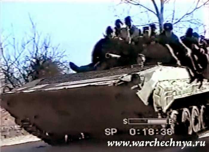 Вторая чеченская война. 2000 год. Шали