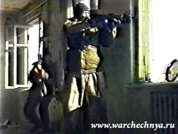 Первая чеченская война. Волчье логово. Чечня