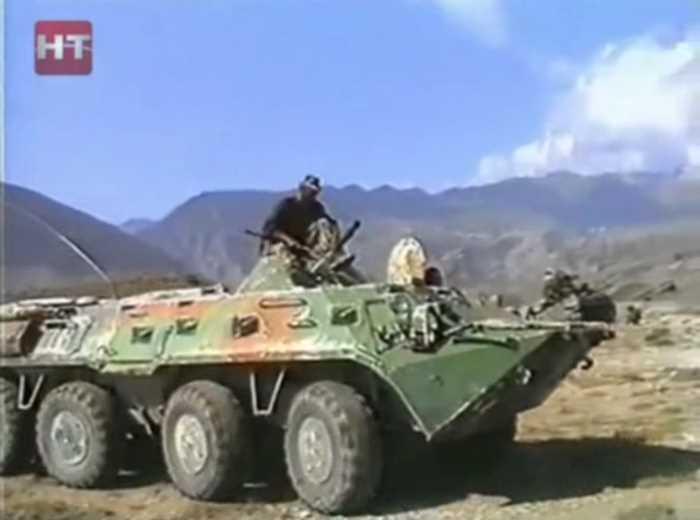 Вторая чеченская война. 1999 год