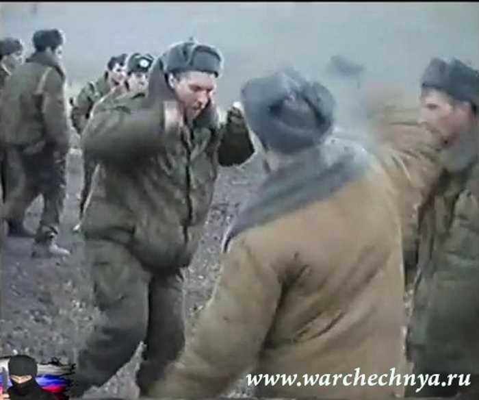Чечня. Концерты в частях 3 МСД