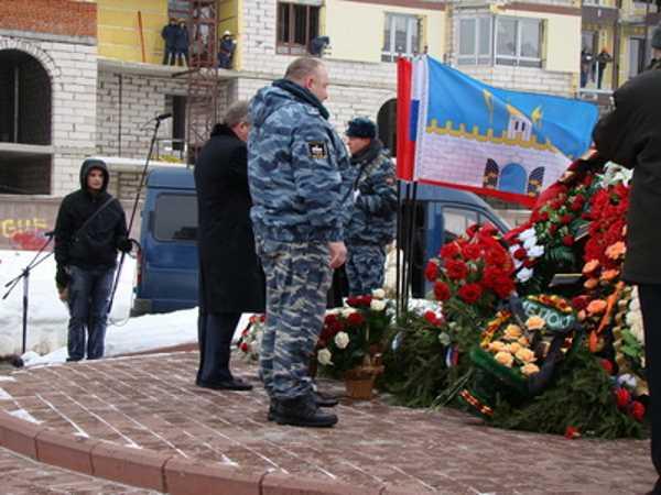 Сегодня, 2 марта 2012 года, 12 годовщина со дня расстрела Сергиево-Посадского ОМОН
