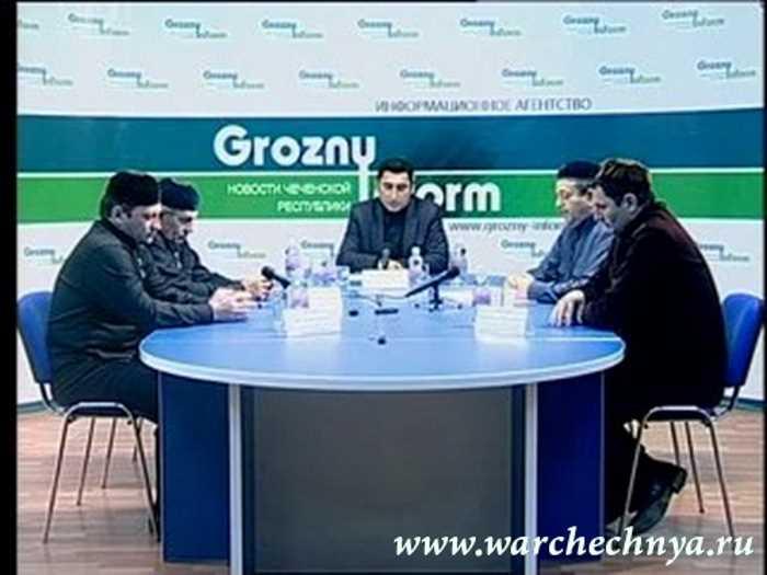 Круглый стол. Отмена КТО в Чечне