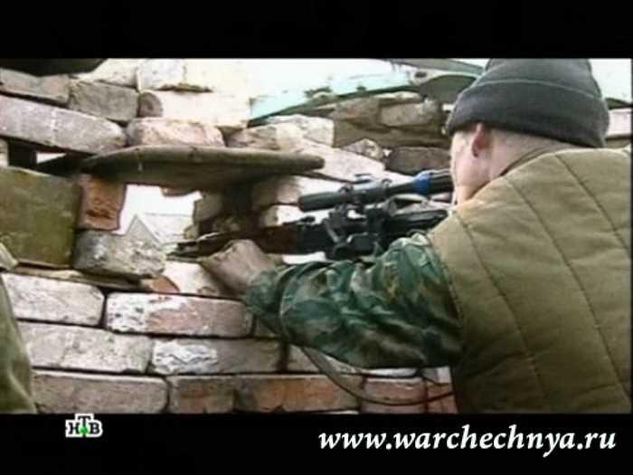 Война за мир: Битва за Грозный