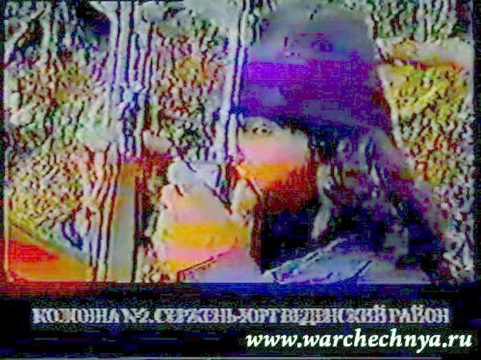 Боевые операции чеченских боевиков