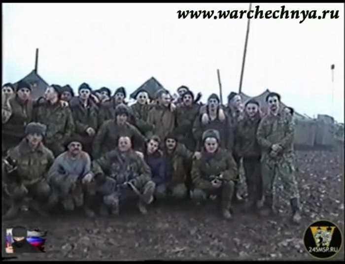 Чечня, Урус-Мартан. 245 МСП встречает Новый Год