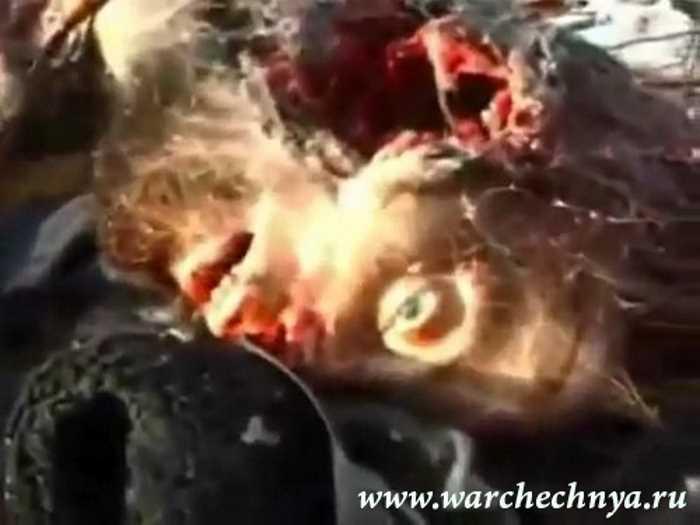 Спецоперация на Кавказе. Убитые чеченские боевики