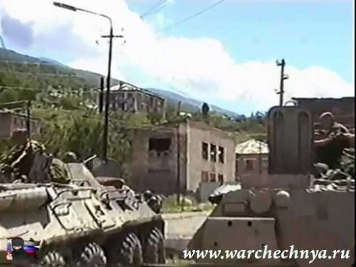 Вторая чеченская война. 34 Бригада ВВ в Чечне