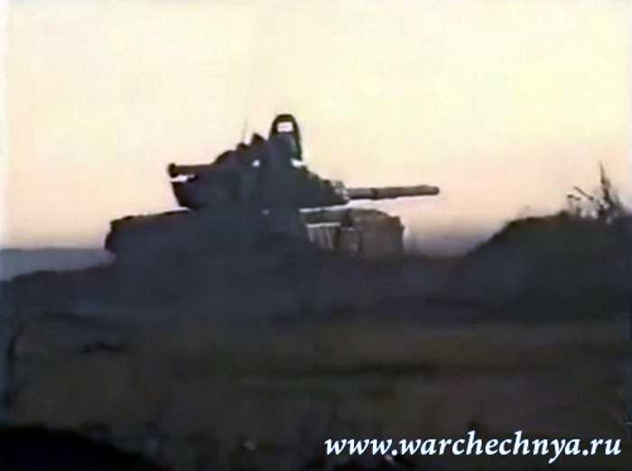 Батюшка снимает войну в Чечне