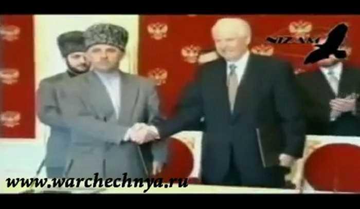 Хасавюртовское мирное соглашение
