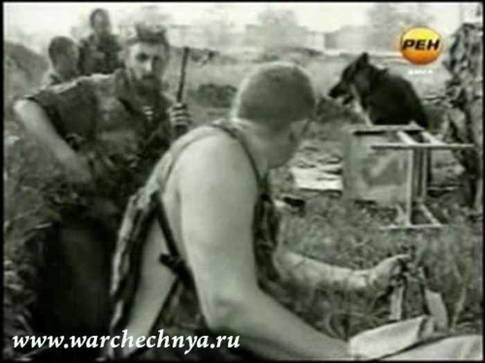 Первая чеченская война. Омский ОМОН в Чечне 1994-1996