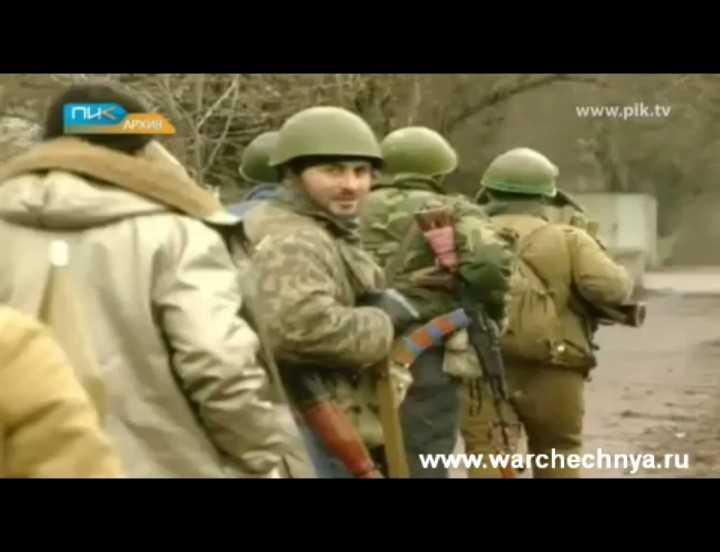 Чеченская война. Битва за Грозный