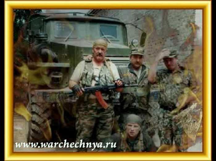 """Клип Игоря Срибного под песню Алины Крамор """"Спецназ"""""""
