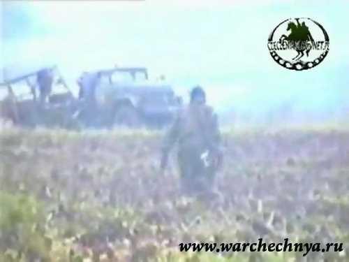 Вторая чеченская война. Дагестан. 1999 г.