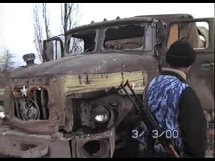 Вторая чеченская война. Сергиев-Посадский ОМОН