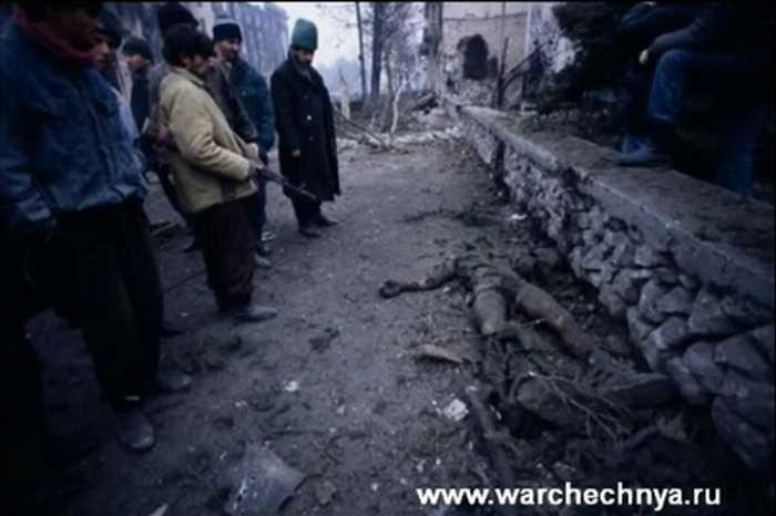 Новогодний штурм Грозного. Первая чеченская война