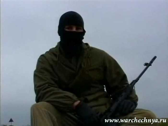 Вторая чеченская война. Спецназ ФСБ в Чечне
