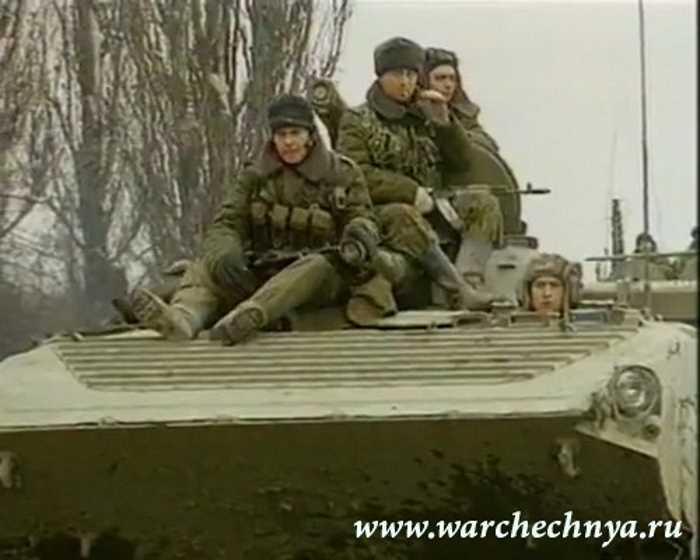 Чечня. Шарой. Январь. 2000 год. Вторая чеченская война