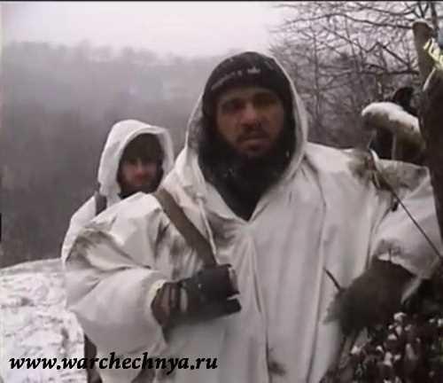 Русский ад на Кавказе. Видео чеченских боевиков