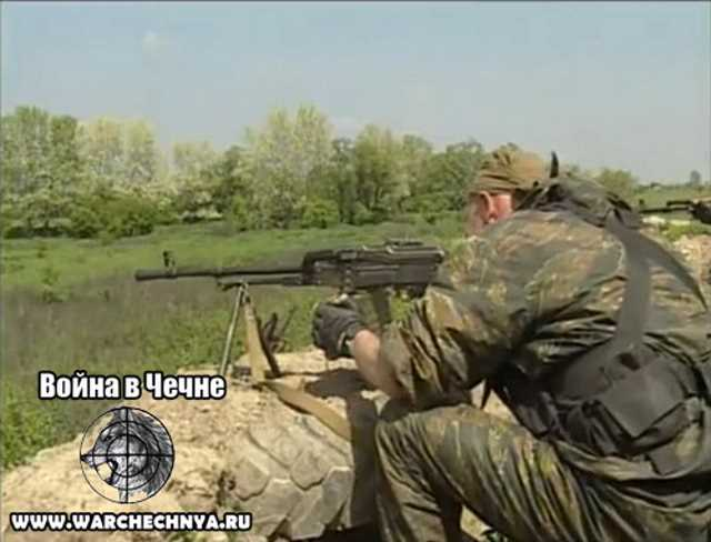 Чечня. Вторая чеченская война