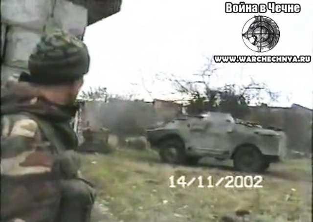 Чечня. Курчалой. Вторая чеченская война