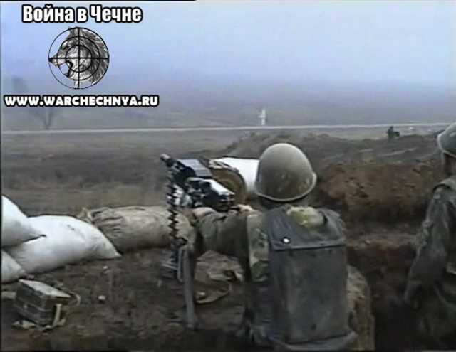 330 батальон ВВ г.Киров. Вторая чеченская война