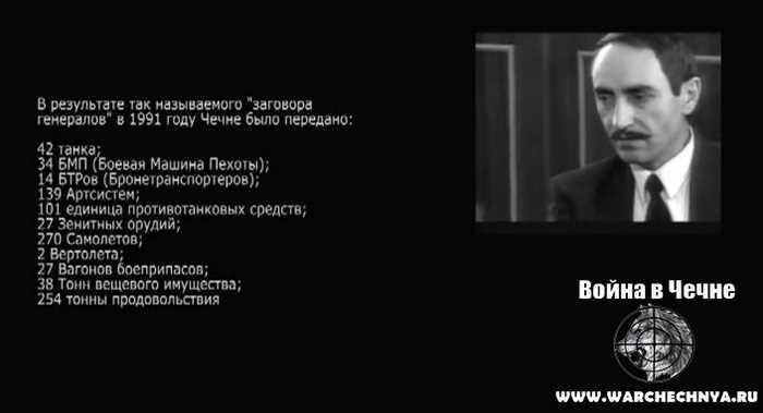 Мятежный генерал. Джохар Дудаев