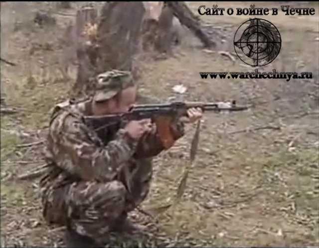 Вторая чеченская война. ВДВ в Чечне